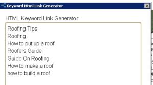 master shorty html generator 1