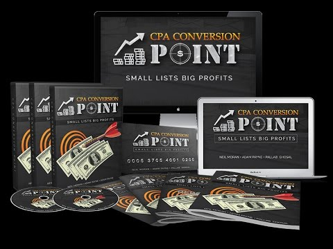CPA Conversion Point Review and Bonus