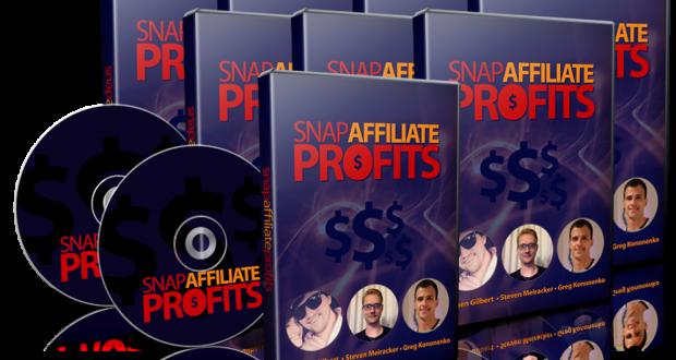 snap affiliate profits