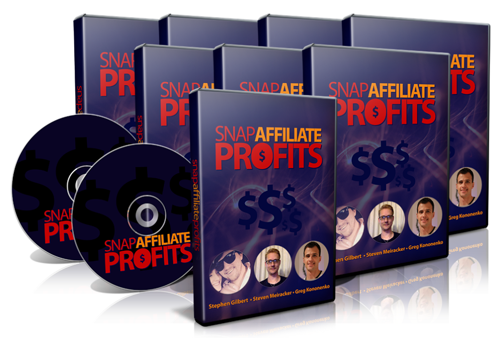 snap affiliate profits
