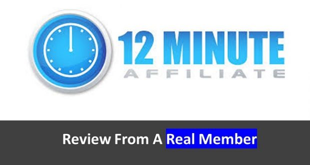 The 12 Minute Affiliate System By Devon Brown