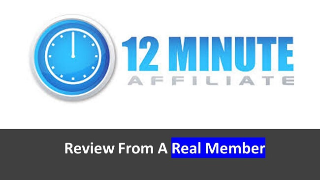 Cheap 12 Minute Affiliate System Affiliate Marketing  Cost